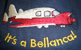 It's a Bellanca!